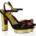 chaussures-cerise-suede-noire