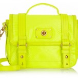 sac-cuir-effet-crocodile-neon-jaune-fluo