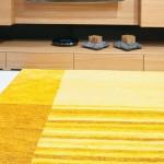 Sélection de tapis jaunes