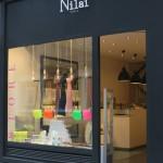 La première boutique de Nilaï à Paris