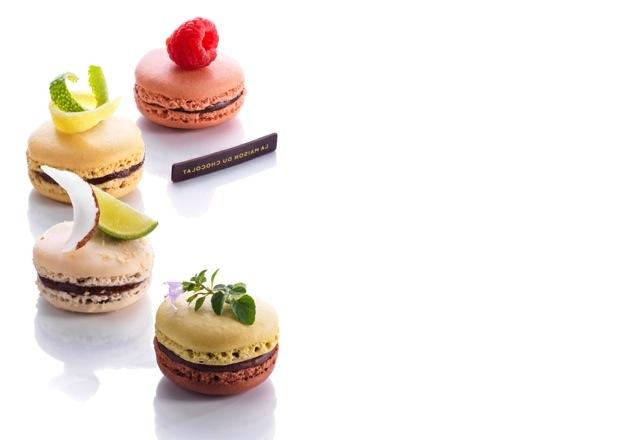 La collection fruitée pour l'été de La Maison du Chocolat