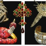 Bijoux exposition-vente-Olwen Forest Jewels of the Jet-Set